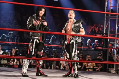 The Motor City Machine Guns (Tag Team of the Year, 2010)